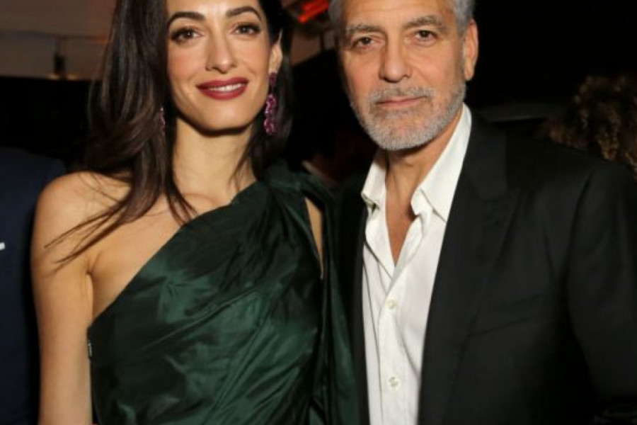 Džordž Kluni prvi put otvoreno o razvodu od Amal