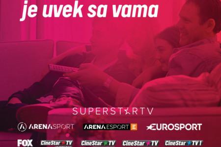 Otključani svi kanali za sve korisnike: Supernova je uvek sa vama i misli na vas!