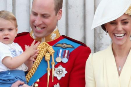 Raznežila javnost: Šta je vojvotkinja Kejt otkrila o malom princu Luisu