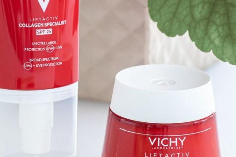 Vichy anti-age inovacija: Poglavlje kolagen
