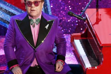 Elton Džon, uzrujan i uplašen, nakon pucanja glasa na koncertu: Nastavljam turneju
