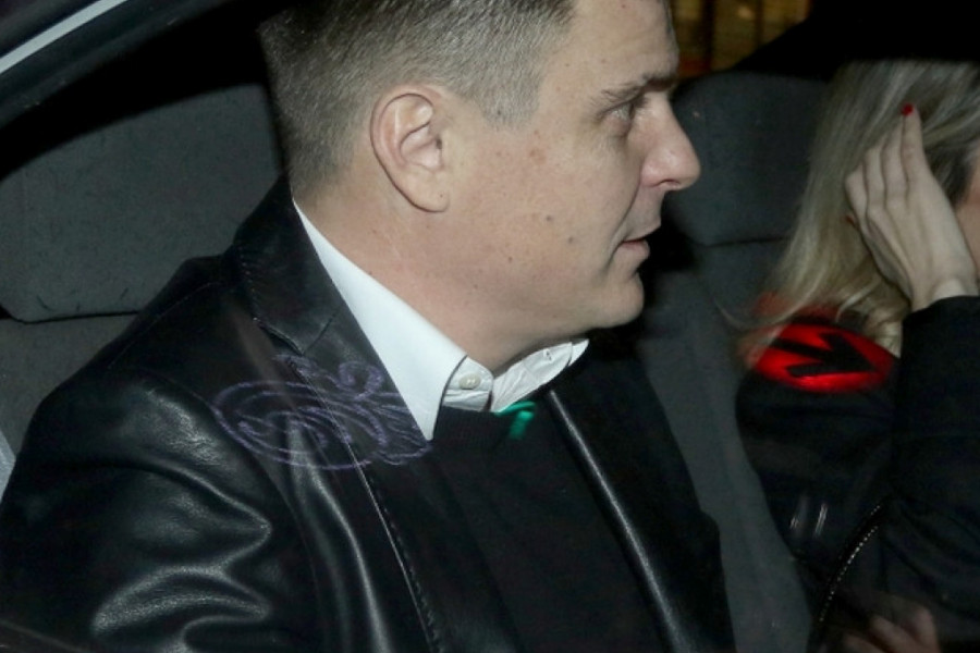 Potvrda ljubavi: Ana Mihajlovski i Vuk Kostić prvi put zajedno u javnosti (foto)