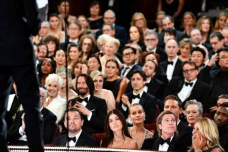 Sramota na dodeli Oskara: Slavnog glumca su jednostavno zaboravili (foto)