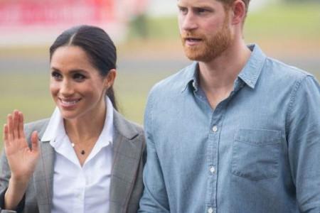 Hari i Megan prvi put zajedno u javnosti od napuštanja kraljevske porodice