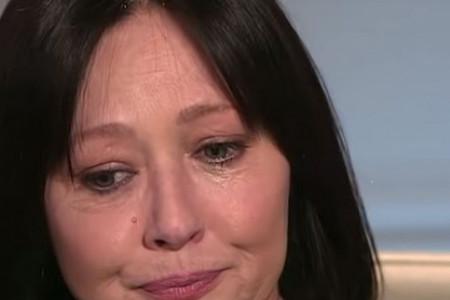 Šenon Doerti u suzama: Vratio mi se rak, u četvrtom je stadijumu