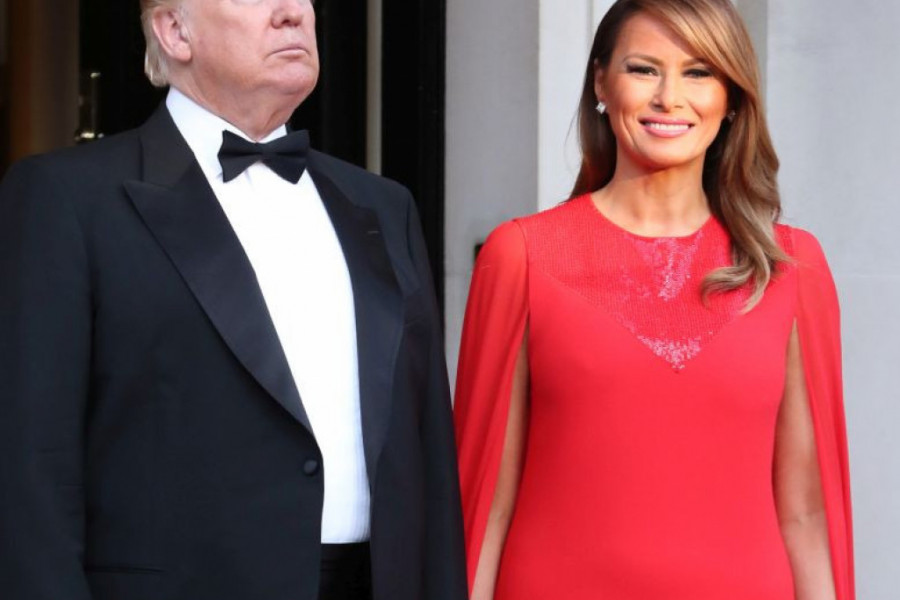 Donald i Melanija Tramp: Jubilej ljubavi