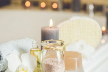Eliksir za kožu i zdravlje: Topla zimska kupka