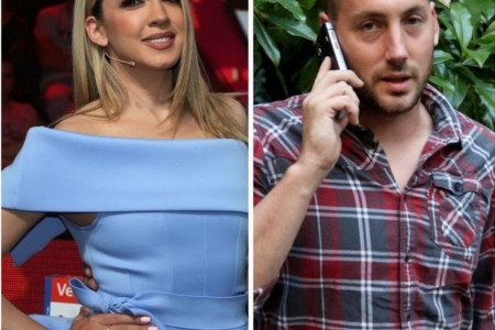 Milica Todorović i Petar Strugar prvi put zajedno pred kamerama