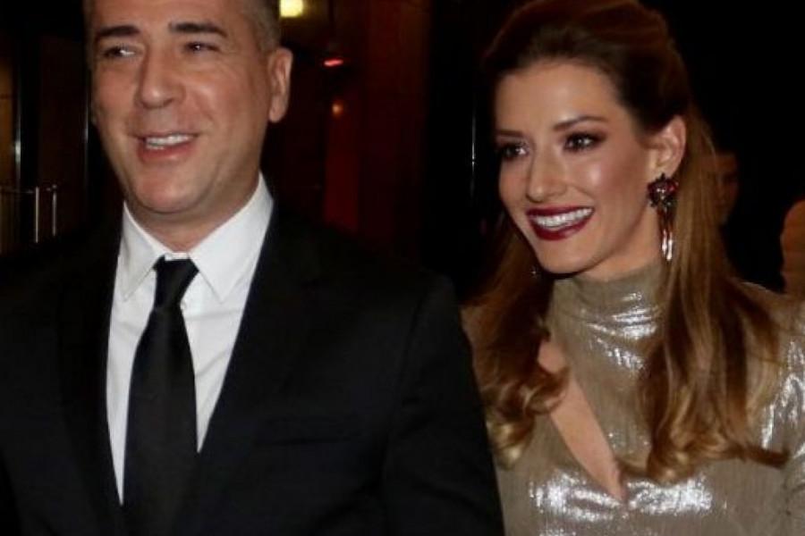 Sudbinska ljubav: Jovana i Željko Joksimović proslavili osmu godišnjicu braka