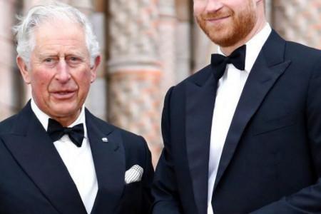Princ Čarls slomljen zbog odluke princa Harija