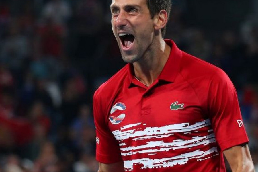Srbija u istoriji svetskog tenisa: Suze Novaka Đokovića rasplakale svet (foto)