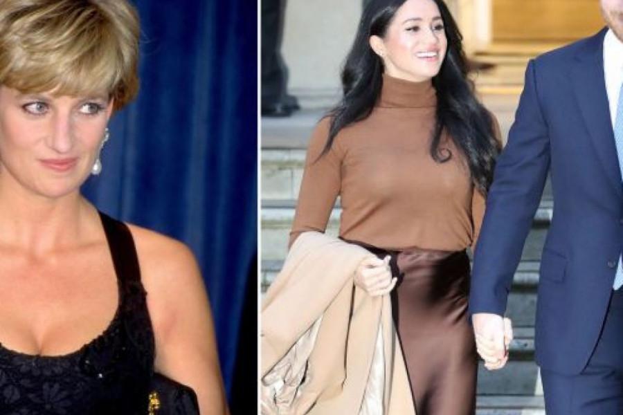 Kraljevski kuvar osuo paljbu po Megan: Princeza Dajana bi bila besna na princa Harija!