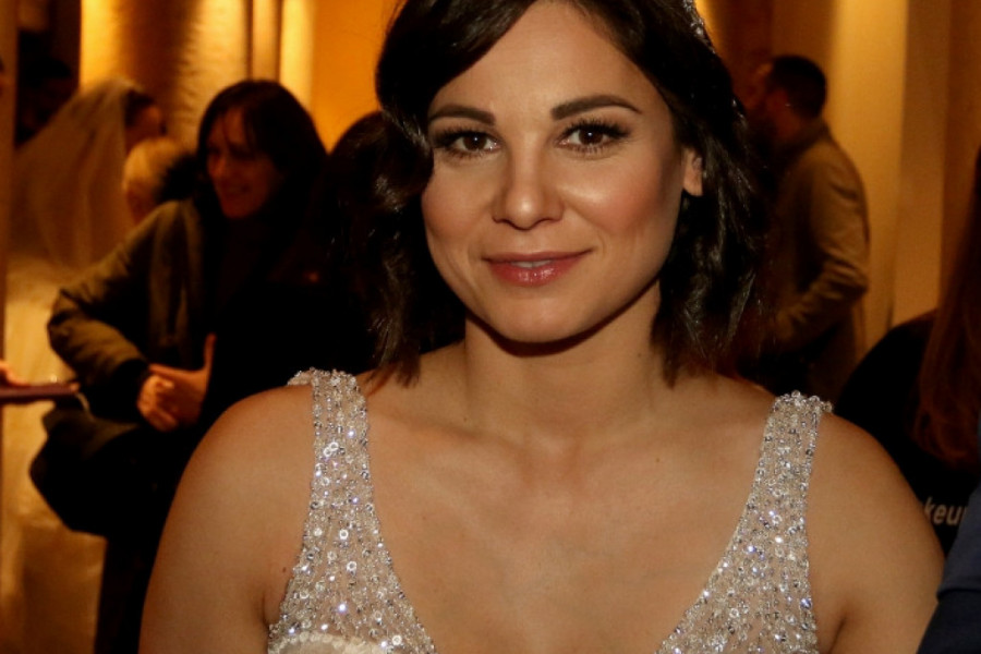 Glumica Jana Milić Ilić je 31. decembra imala dvostruki razlog za slavlje