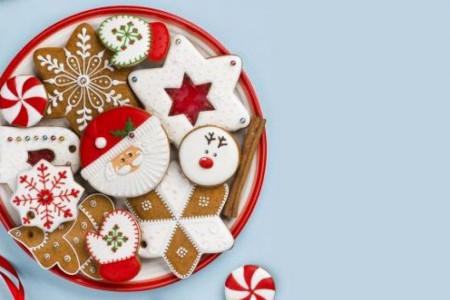 Najlepši novogodišnji keks sa đumbirom i cimetom