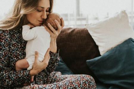 Kristini Radenković 2019. donela najlepši poklon: Sa sinom sam osetila povezanost čim sam ga uzela u naručje