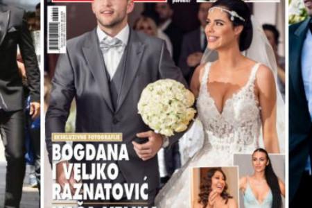 Venčanja poznatih o kojima se priča: Ove svadbe su obeležile 2019. godinu