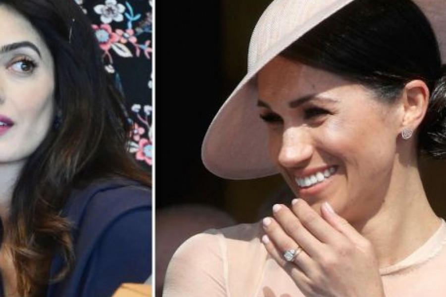 Vojvotkinja Megan i Amal Kluni: Prijateljstvo koje nije onakvo kakvim se čini