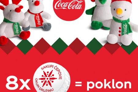 Sakupi čepove i preuzmi Coca-Cola novogodišnje poklone