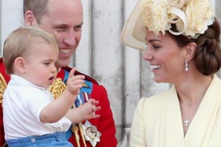 Božićno okupljanje kod kraljice Elizabete: Na koga liči mali princ Luis, a nisu mama i tata (foto)