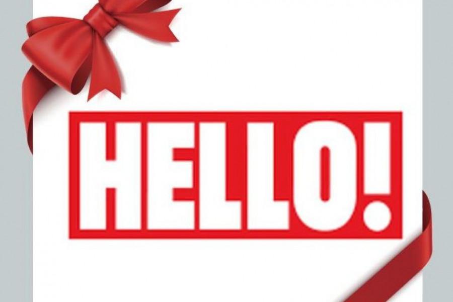 Hello! vam i ovoga puta poklanja nešto zaista posebno!