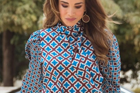 Kraljica Ranija izgleda kao modna ikona i s ne tako skupom odećom