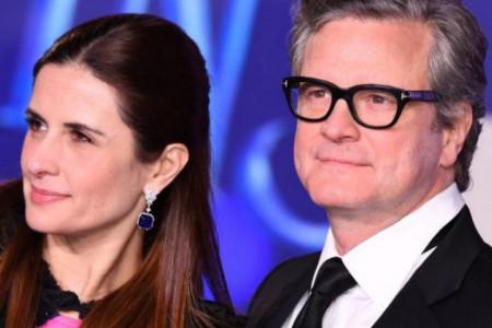 Razvod posle skandala i preljube: Kolin Firt ostavio suprugu nakon 23 godine braka