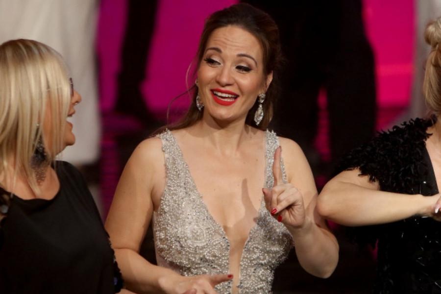 Jelena Tomašević kao princeza iz bajke, ovu haljinu ćete poželeti!