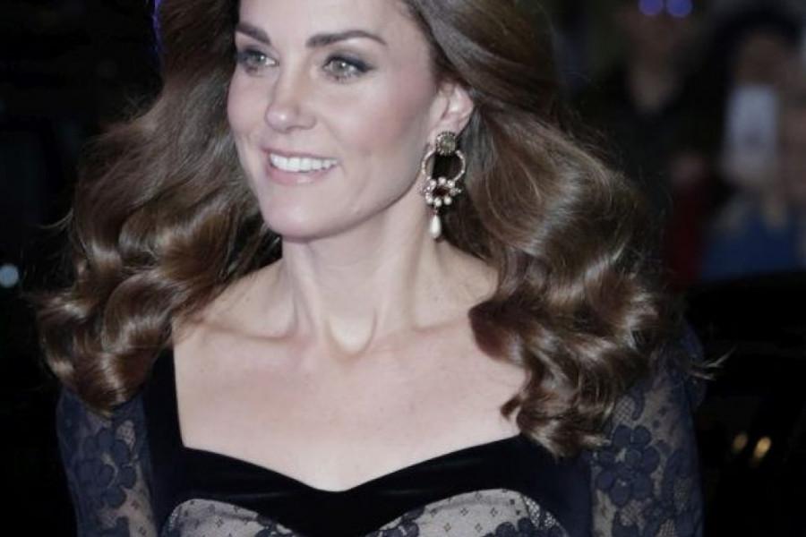 Kreacija vatrene boje: Neočekivani modni iskorak Kejt Midlton (foto)