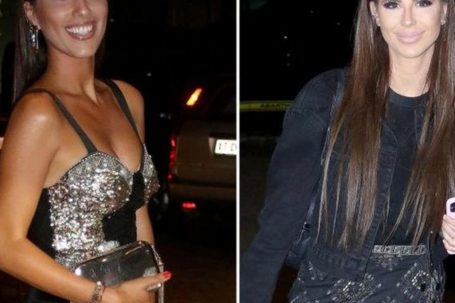 Marija Egelja i Zorannah u istoj haljini, kojoj bolje pristaje? (foto)