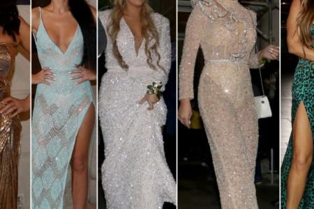Koja poznata dama je imala najlepšu haljinu, a koja je napravila modnu katastrofu?