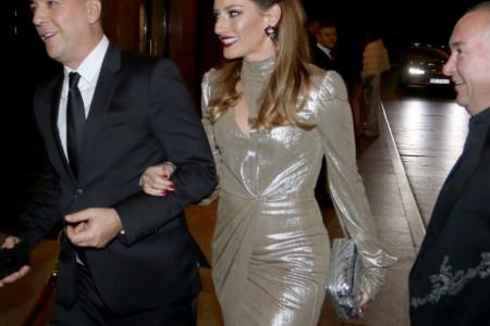 Jovana Joksimović je izgledala božanstveno, ali koje je boje haljina?