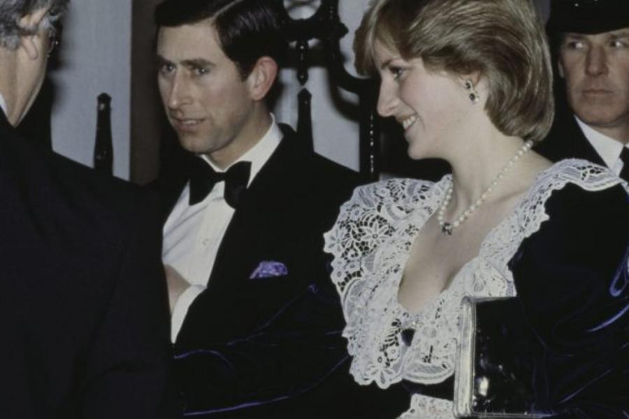 Lejdi Di za prvi Božić u kraljevskoj porodici napravila veliki propust