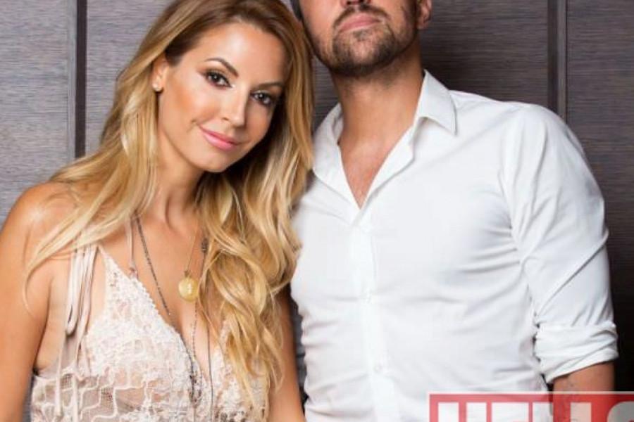 Biljana i Janko Tipsarević čekaju bebu!