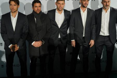 Srpski tim iz snova na večeri u Madridu: Zagrljeni i nasmejani spremni za turnir!