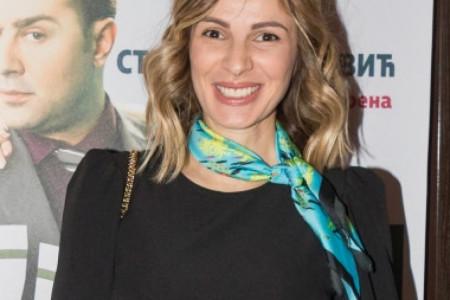 Najnovije fotografije: Marina Tadić preslatka trudnica (foto)