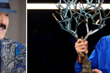 Haris Džinović oduševljen: Čestitam Noletu na pobedi, drago mi je da je slavio uz moje pesme!