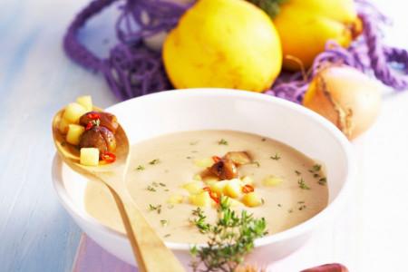 Ukus koji će vas oduševiti: Supa od celera i dunje je idealna za hladnije dane