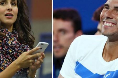 Rafael Nadal i Marija Franciska Pereljo ipak nisu uspeli da sakriju venčanje od javnosti (foto/video)