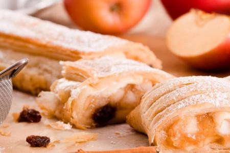 Štrudla od jabuka: Kolač koji miriše na detinjstvo