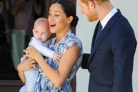 Megan ga jedva umirila:  Zbog čega je Hari bio jako zabrinut za sina