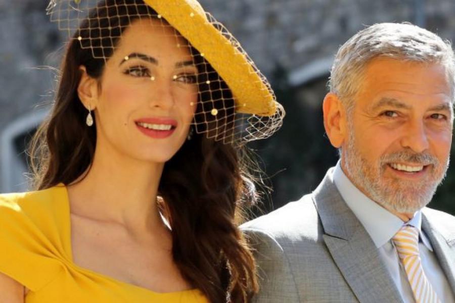 Porodična bura Klunijevih: Skandal koji je uzdrmao Amal