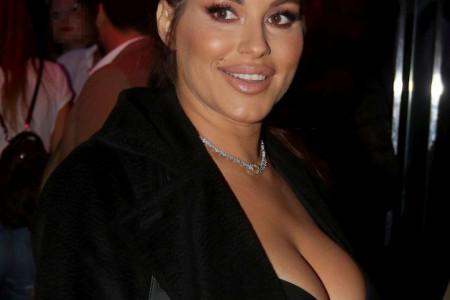 Seka Aleksić sinoć je nastupala u poodmakloj trudnoći i očarala svojim izgledom (foto)