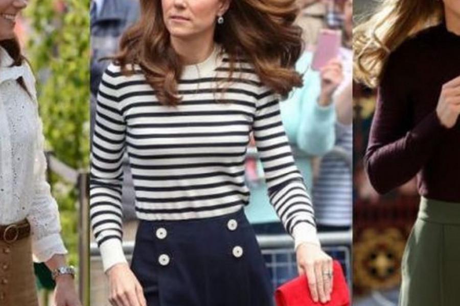 Trendi pantalone koje vojvotkinja Kejt obožava