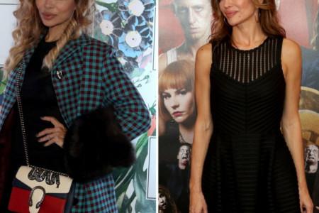 """Seksepil se da izmeriti: Severina i Nikolina Pišek u istim haljinama, kojoj """"zebra"""" bolje stoji?"""
