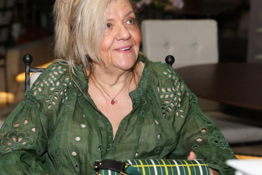 Marina Tucaković:  Normalno je da se plašim smrti, svi se plašimo