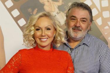 Brenu i Bobu ste imali priliku da vidite, a kakav je par bio sa svojom bivšom suprugom?