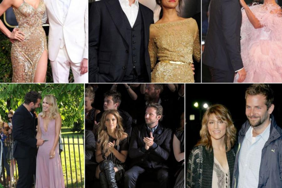 """Bredli Kuper je zaveo mnoge slavne lepotice, ali nikada nije dobio titulu """"zavodnika""""?"""