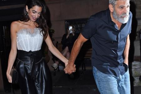 Pet godina braka je učinilo svoje: Amal Kluni je savršena, ali šta se desilo Džordžu? (foto)