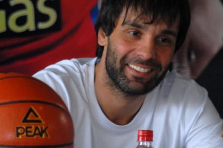 Miloš Teodosić kao Petrin tata: Zasad mi ne ide loše, ali moram još mnogo da se dokazujem kao otac