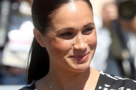 Megan Markl ponovo krši kraljevska pravila: Da li je ovo najdublji dekolte ikada viđen?